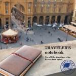 トラベラーズノート ブラウン パスポートサイズ