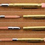 使うほどに愛着のわく真鍮 ブラスペンシル 無垢